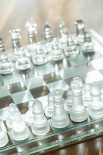 チェスの駒の写真素材 [FYI04864047]