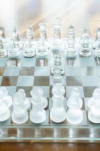 チェスの駒の写真素材 [FYI04864051]
