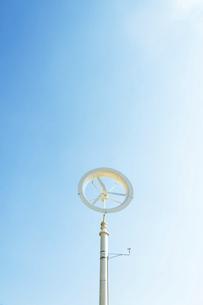 風力発電の写真素材 [FYI04864229]