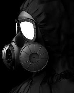 ガスマスクのイラスト素材 [FYI04864787]