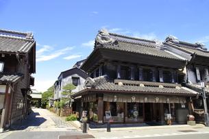 川越蔵の街 小江戸の写真素材 [FYI04865106]