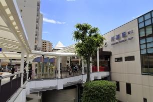 川越駅東口の写真素材 [FYI04865113]