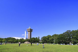 市立 相模原麻溝公園の写真素材 [FYI04865245]