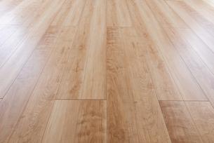 フローリングの床の写真素材 [FYI04866685]