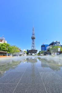 名古屋市 久屋大通公園(100メートル道路)の写真素材 [FYI04866875]