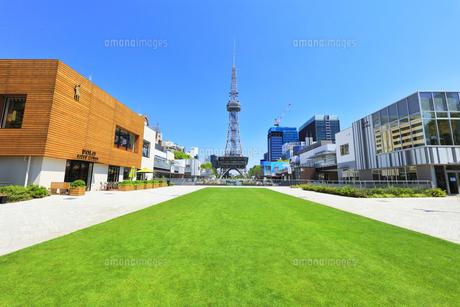 名古屋市 久屋大通公園(100メートル道路)の写真素材 [FYI04866878]
