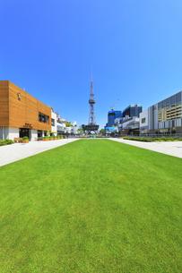 名古屋市 久屋大通公園(100メートル道路)の写真素材 [FYI04866879]