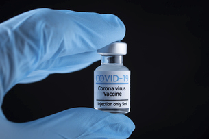 新型コロナワクチンの写真素材 [FYI04866969]
