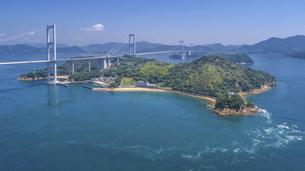 馬島と来島海峡(しまなみ海道)の写真素材 [FYI04867607]