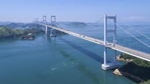 来島海峡(しまなみ海道)の写真素材 [FYI04867611]