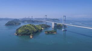 来島海峡(しまなみ海道)の写真素材 [FYI04867613]