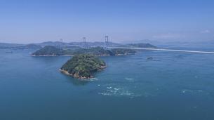 来島海峡(しまなみ海道)の写真素材 [FYI04867615]