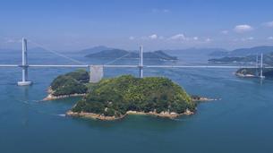 来島海峡(しまなみ海道)の写真素材 [FYI04867618]