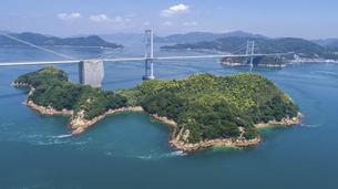 来島海峡(しまなみ海道)の写真素材 [FYI04867620]