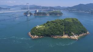 来島海峡(しまなみ海道)の写真素材 [FYI04867623]