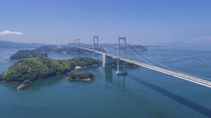 来島海峡(しまなみ海道)の写真素材 [FYI04867625]