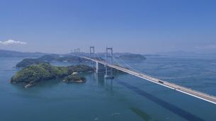 来島海峡大橋(しまなみ海道)の写真素材 [FYI04867626]