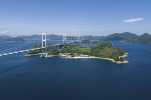 来島海峡(しまなみ海道)の写真素材 [FYI04867627]