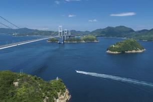 来島海峡(しまなみ海道)の写真素材 [FYI04867628]