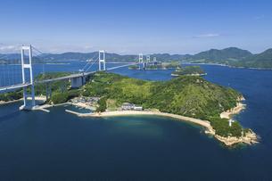 来島海峡(しまなみ海道)の写真素材 [FYI04867631]