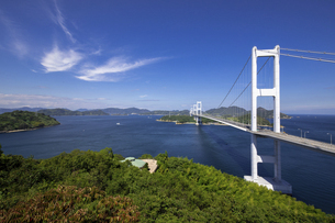 来島海峡(しまなみ海道)の写真素材 [FYI04867634]