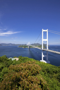来島海峡(しまなみ海道)の写真素材 [FYI04867635]