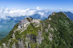 石鎚山(愛媛県)の写真素材 [FYI04867701]