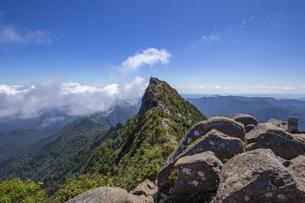 石鎚山(天狗岳)の写真素材 [FYI04867705]