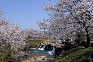 布橋十二ヶ滝の写真素材 [FYI04867770]
