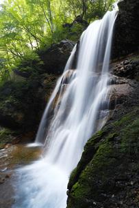 雷滝 長野県の写真素材 [FYI04869143]