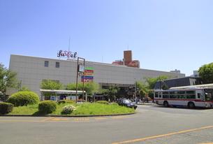 鷺沼駅中央口前の写真素材 [FYI04869795]