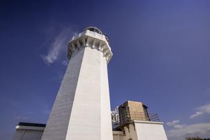 佐田岬灯台(愛媛県伊方町)の写真素材 [FYI04870157]