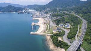 伯方島(しまなみ海道)の写真素材 [FYI04870382]