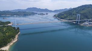 伯方・大島大橋(しまなみ海道)の写真素材 [FYI04870384]