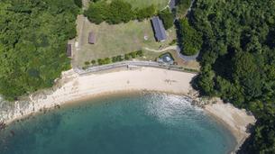 見近島の海水浴場(しまなみ海道)の写真素材 [FYI04870387]