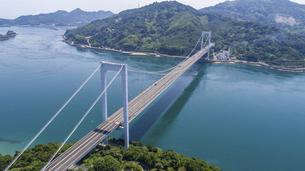 伯方・大島大橋(しまなみ海道)の写真素材 [FYI04870389]
