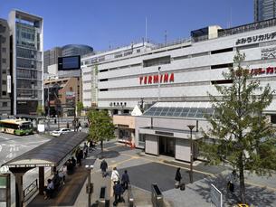錦糸町駅 東京都の写真素材 [FYI04871098]