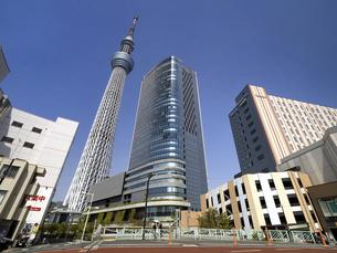 東京スカイツリータウンの写真素材 [FYI04871102]