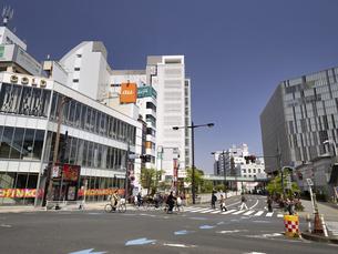 二子玉川駅前 東京都世田谷区の写真素材 [FYI04871199]