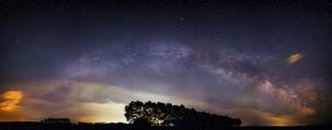 天の川の写真素材 [FYI04871240]