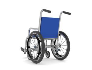 車椅子のイラスト素材 [FYI04871261]