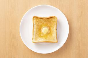 バタートーストの写真素材 [FYI04871681]