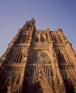 ストラスブール大聖堂の写真素材 [FYI04871750]