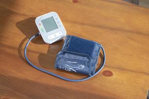 血圧計の写真素材 [FYI04872306]