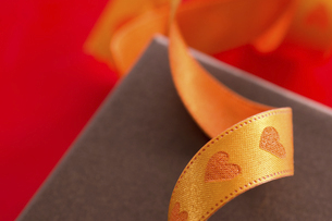 バレンタインプレゼントの写真素材 [FYI04872441]