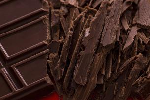 刻みチョコレートの写真素材 [FYI04872523]