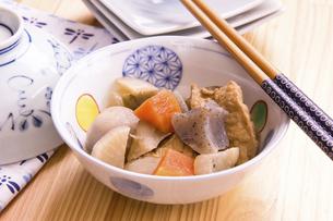 煮物(ぐる煮)の写真素材 [FYI04872532]
