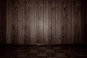 木製の壁の写真素材 [FYI04872840]