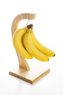 バナナハンガーの写真素材 [FYI04872887]