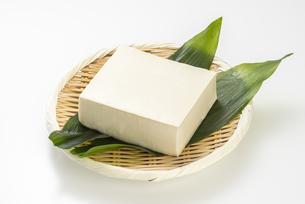 豆腐の写真素材 [FYI04872906]
